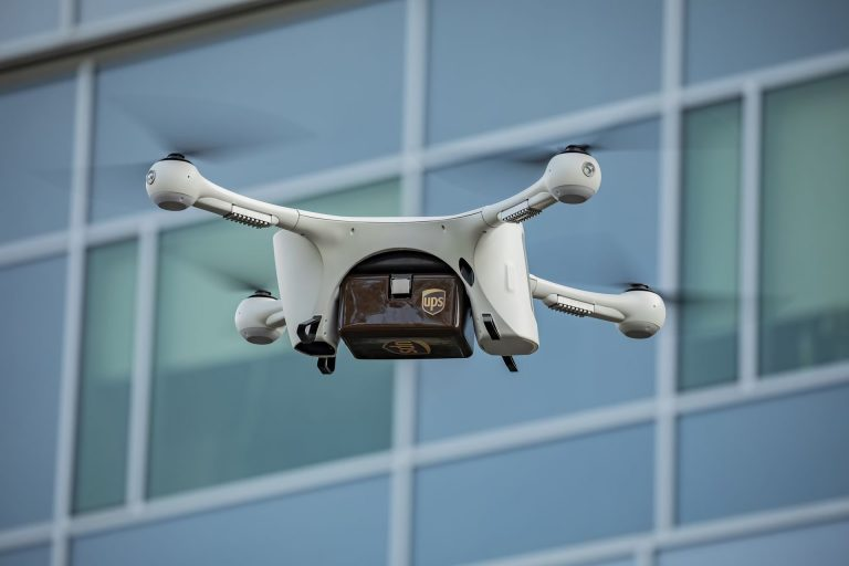 UPS Flight Forward delivery drone