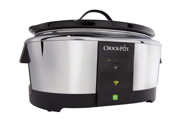 Crockpot WeMo smart cooker