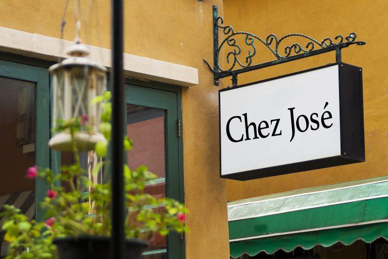 Chez Jose restaurant innovation idea