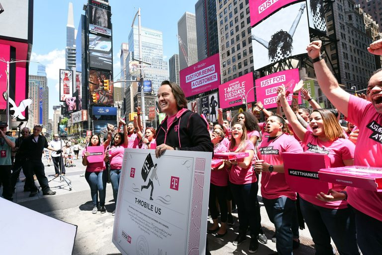 Top 10 Innovators: T-Mobile USA