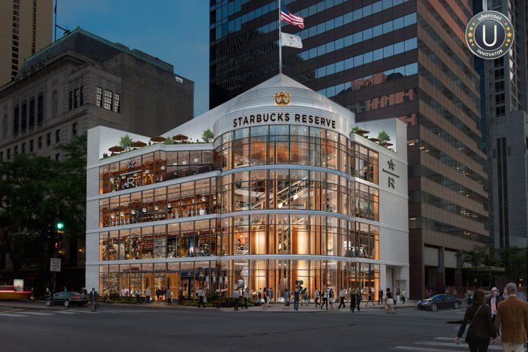 Innovator: Starbucks' Chicago Roastery