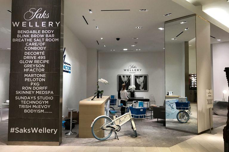 Saks Fifth Avenue Wellery: ConBody