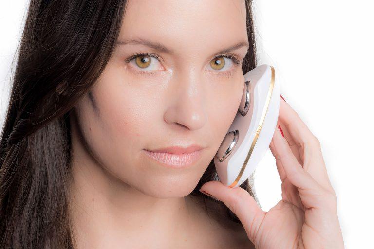 Facial Rejuvenation: Ziip energy device
