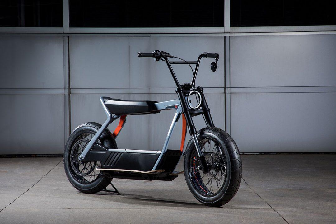 Harley Davidson Electric Concept