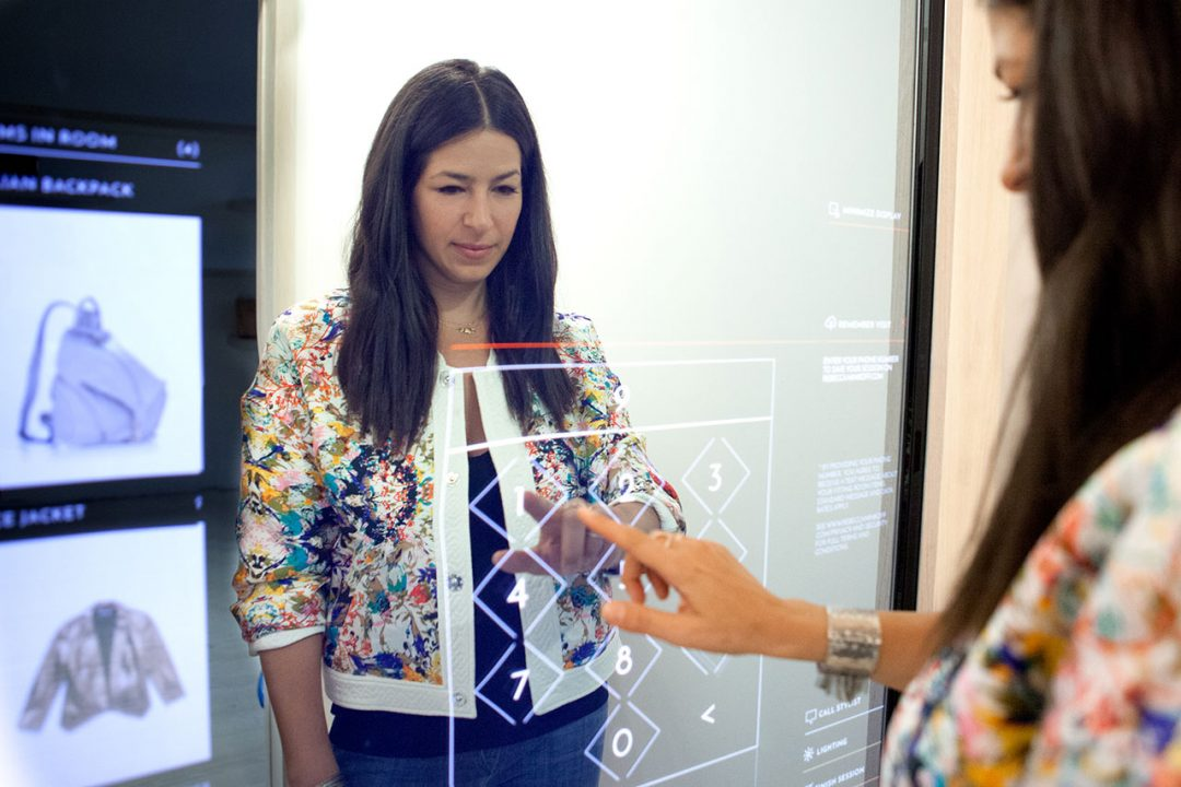 Rebecca Minkoff Connected Wall