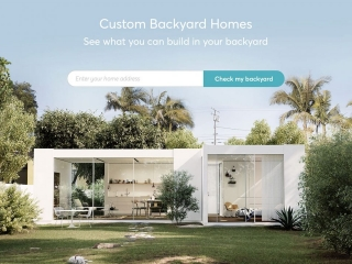 Cover Backyard Homes (https://www.cover.build)