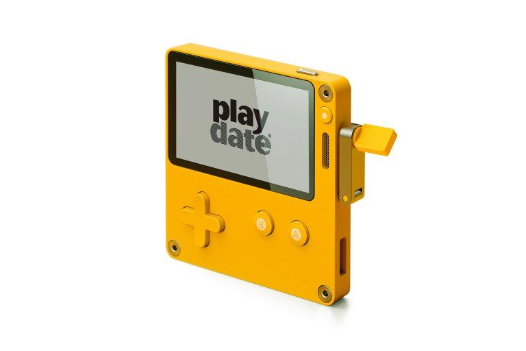 Videogame Innovation: Panic Playdate