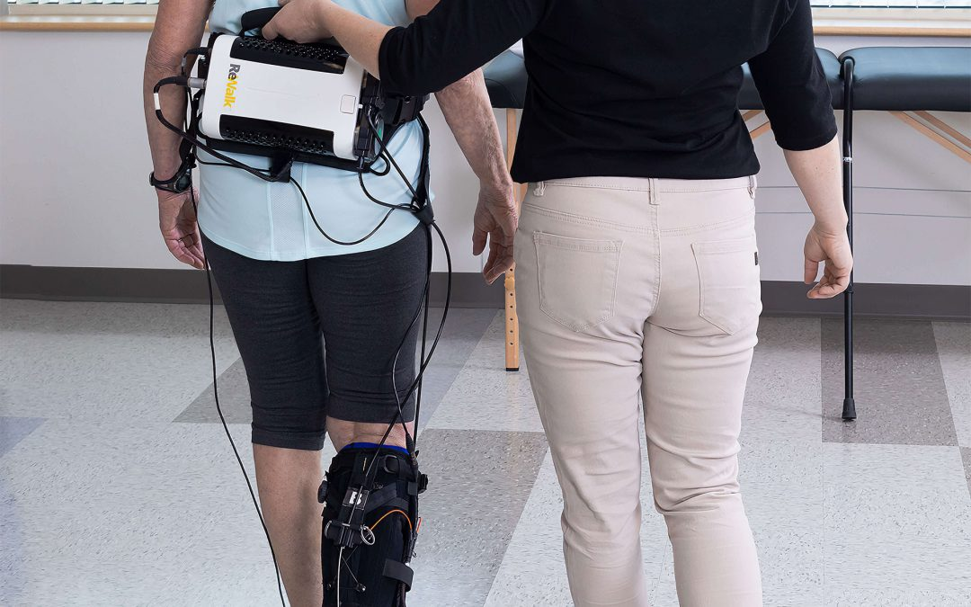 First Exoskeleton Suit Receives FDA Clearance