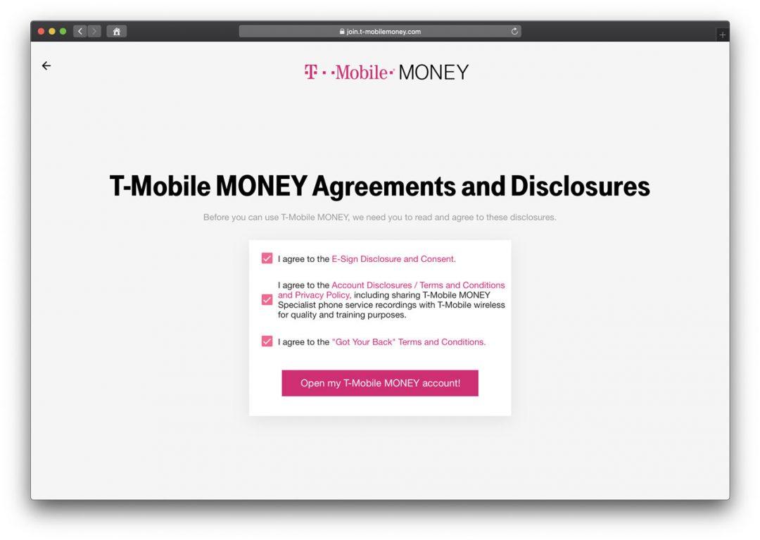 T-Mobile MONEY Step 9