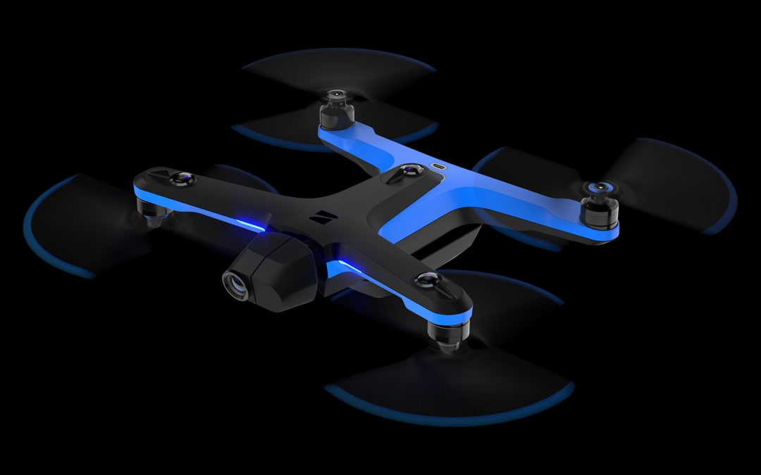Skydio 2 Ups the Drone Innovation Ante