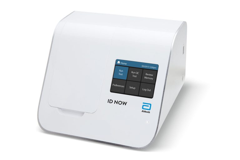 Abbott ID NOW Lab-in-a-Box