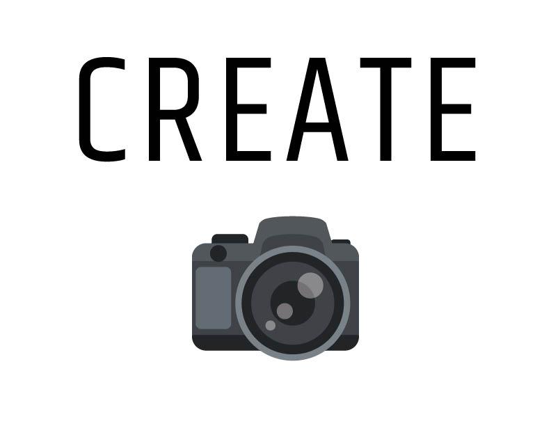 Create inspirational sign