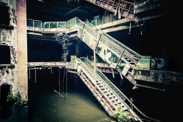 Grayfields: Abandoned malls