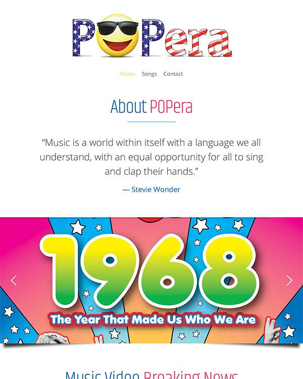 Affiliated Website: POPera