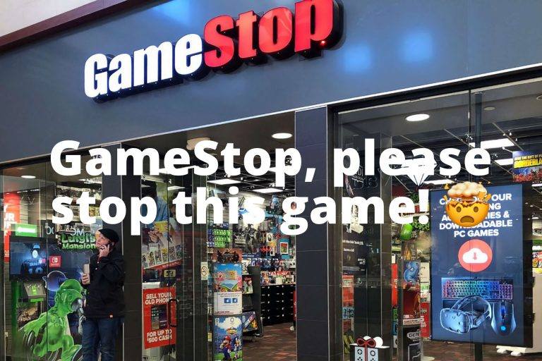 GameStop stock gamification