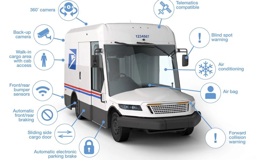 USPS Postal Truck — The Crucible of Electrification?