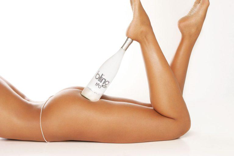 Bling H2O bottled water