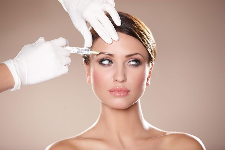Botox injectables treatments