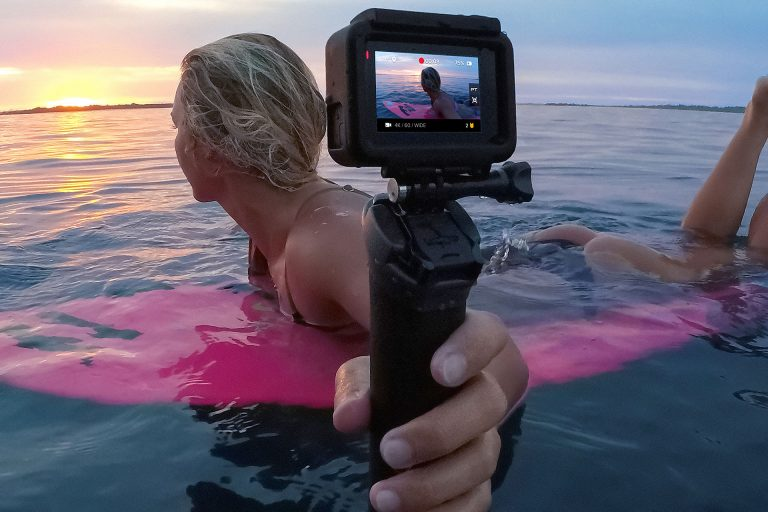 Surfing the Mentawai islands with a GoPro Hero 6 Black Action Camera
