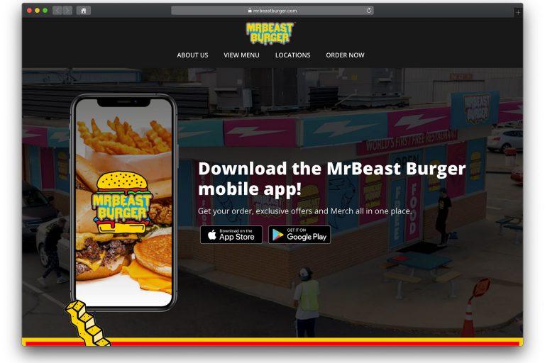 MrBeast Burger Ghost Franchise