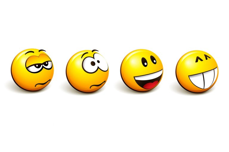 Smileys are taking over our social dialog