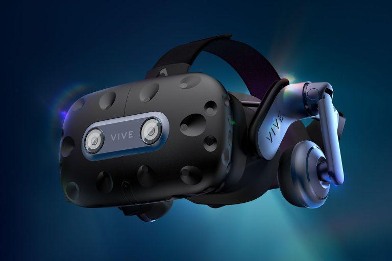 Virtual Reality: HTC Vive Pro 2